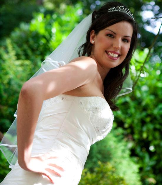 Lake District Bridal Portrait