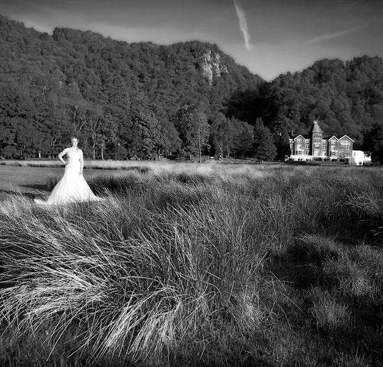 The Lodore Falls Hotel Wedding Venue