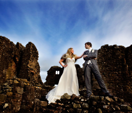 Augill Castle Wedding Photography