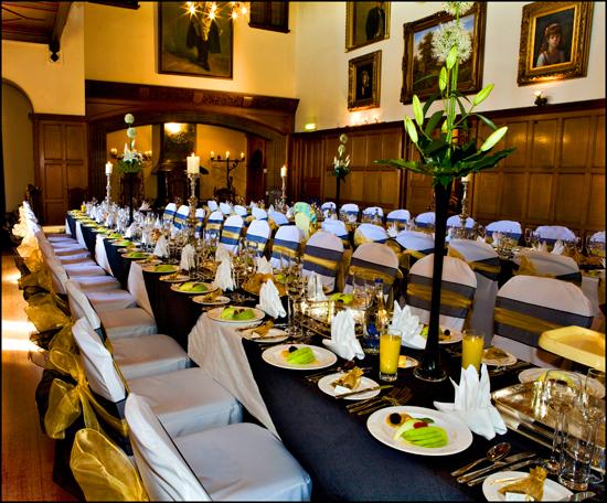 Wedding Photo Dalston Hall