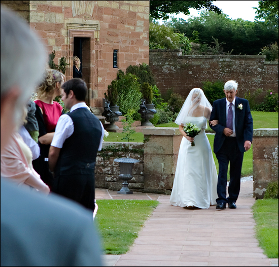 Dalston Hall Wedding Photography