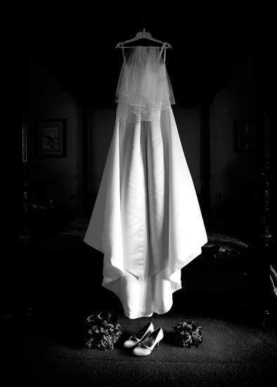 Dalston Hall Wedding Dress