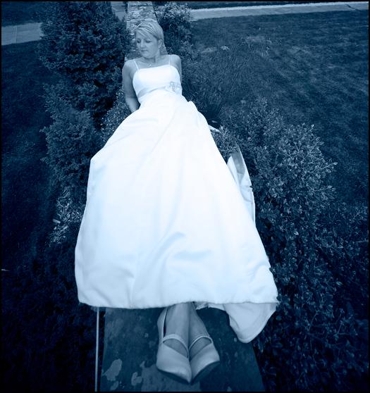 Dalston Hall Wedding Image