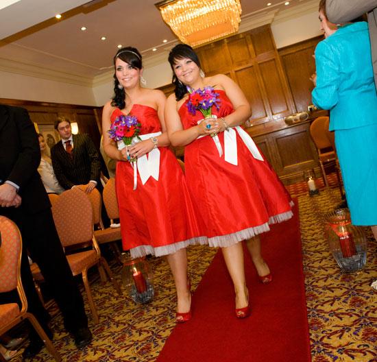 Lodore Falls Hotel Wedding