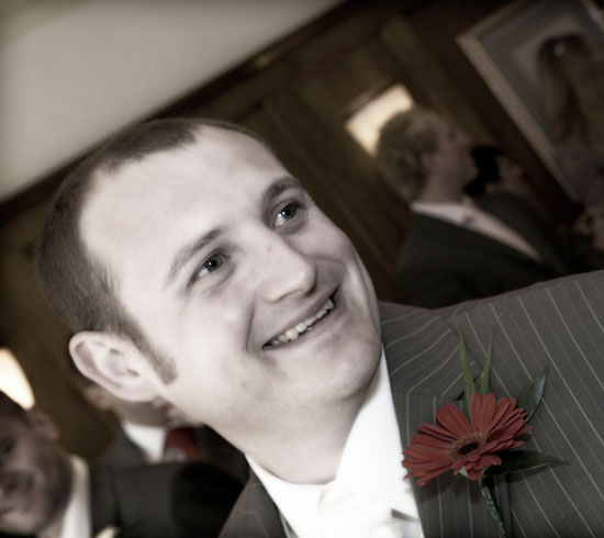 Groom at the Lodore