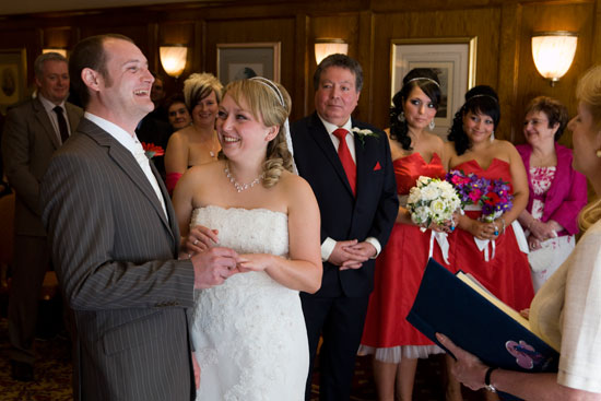 Lodore Falls Wedding Oak Room