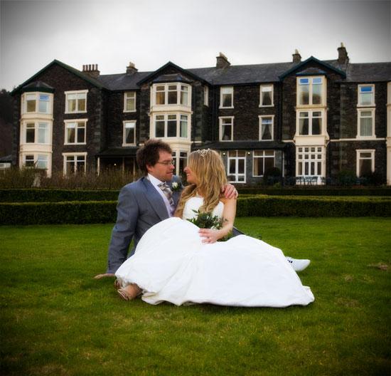 The Inn on the Lake Wedding Venue Cumbria