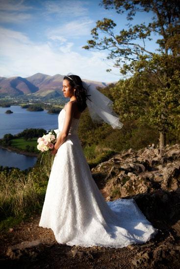 Bridal Portrait Keswick