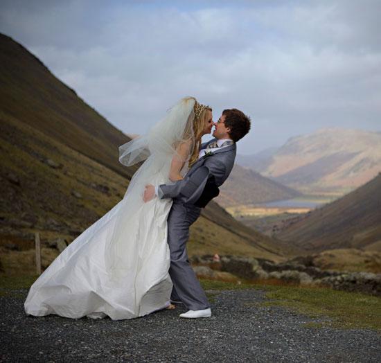 Kirkstone Pass Wedding