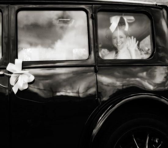 Cumbria Wedding Car