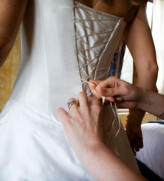 Bridal Preperations Ullswater