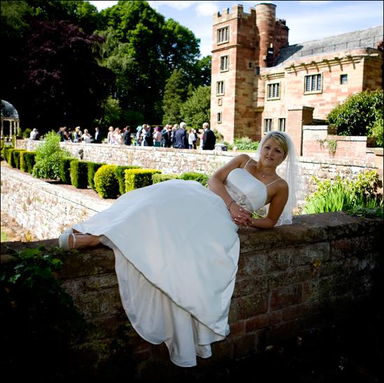 Dalston Hall Wedding Photograph