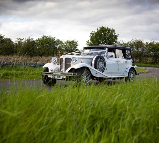 Lake District Wedding Car Hire