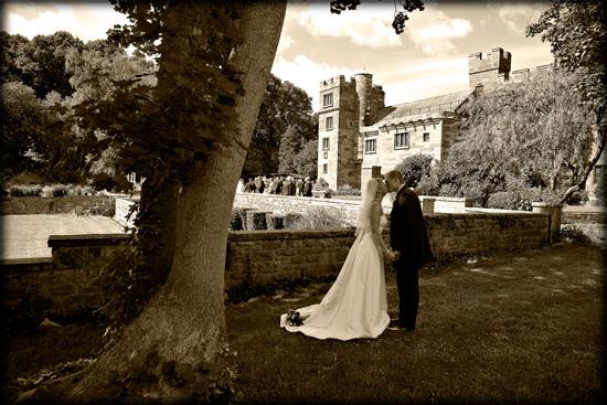 Carlisle Wedding Photography at Dalston Hall