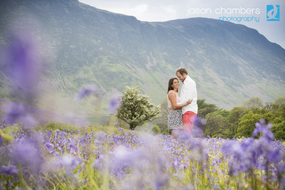 Engagement Photographs - Lake District