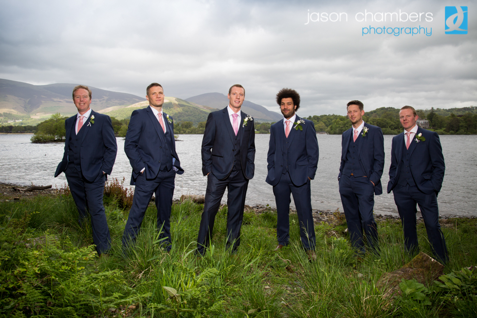 Groom and Groomsmen image