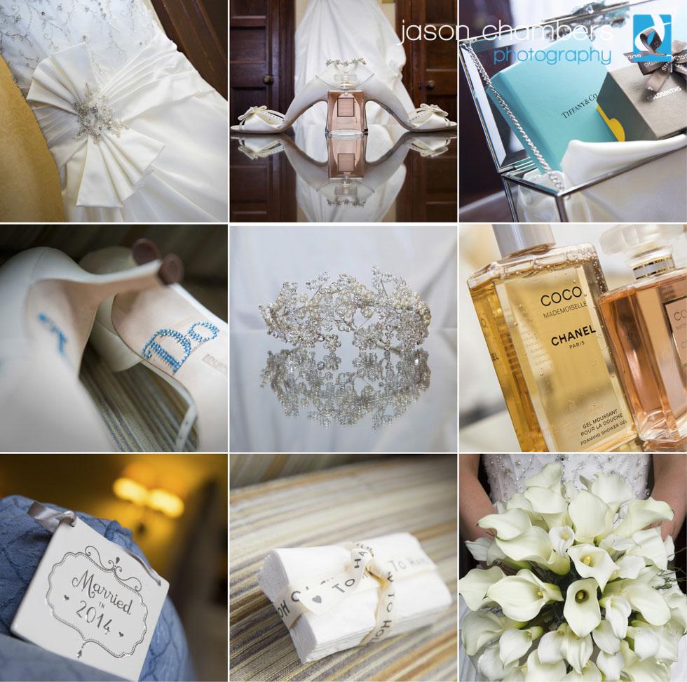 Bridal Preparations at Armathwaite Hall
