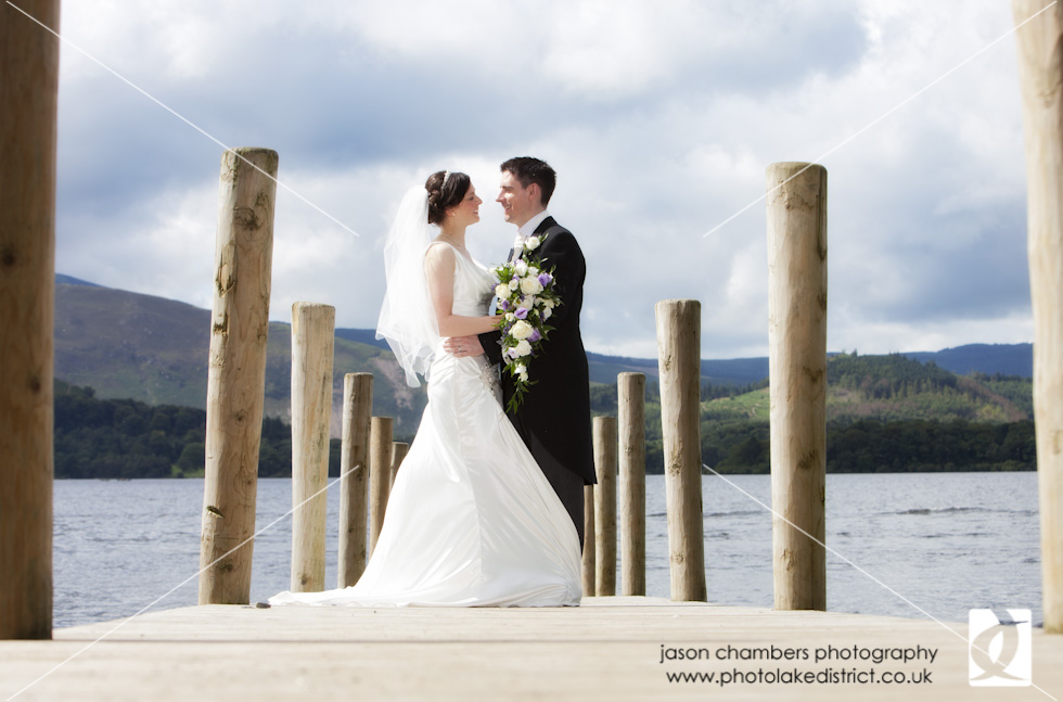 Lodore Falls Hotel Wedding Photographs