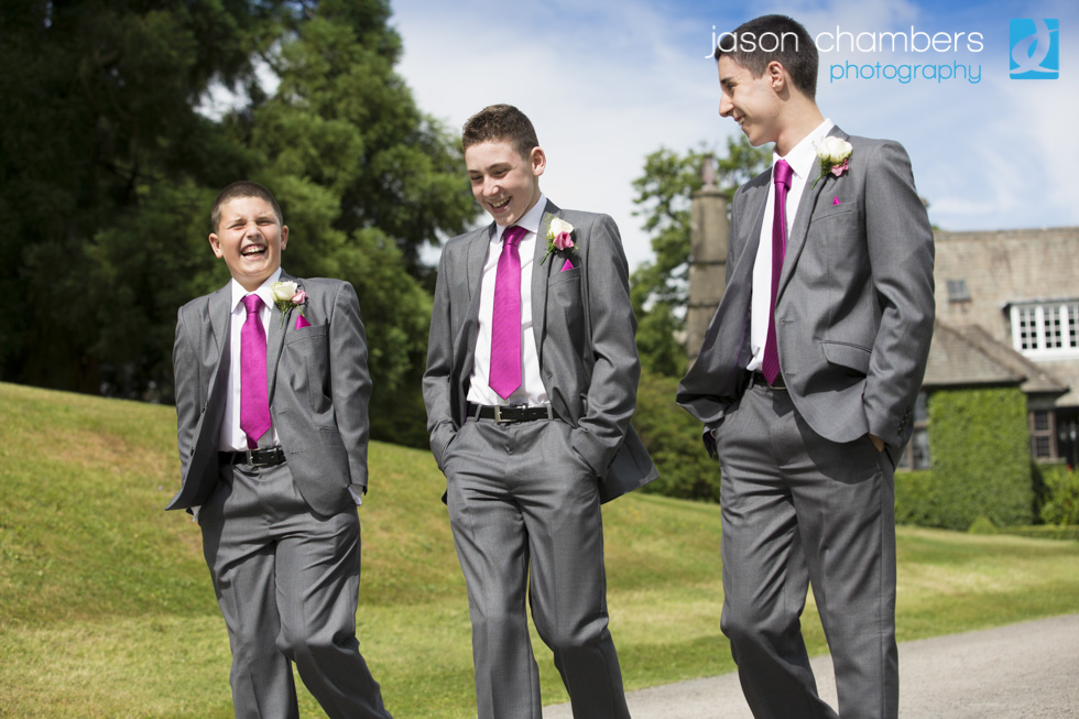 Wedding at Broadoaks Country House
