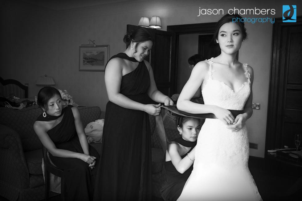 Wedding Photographer North West UK