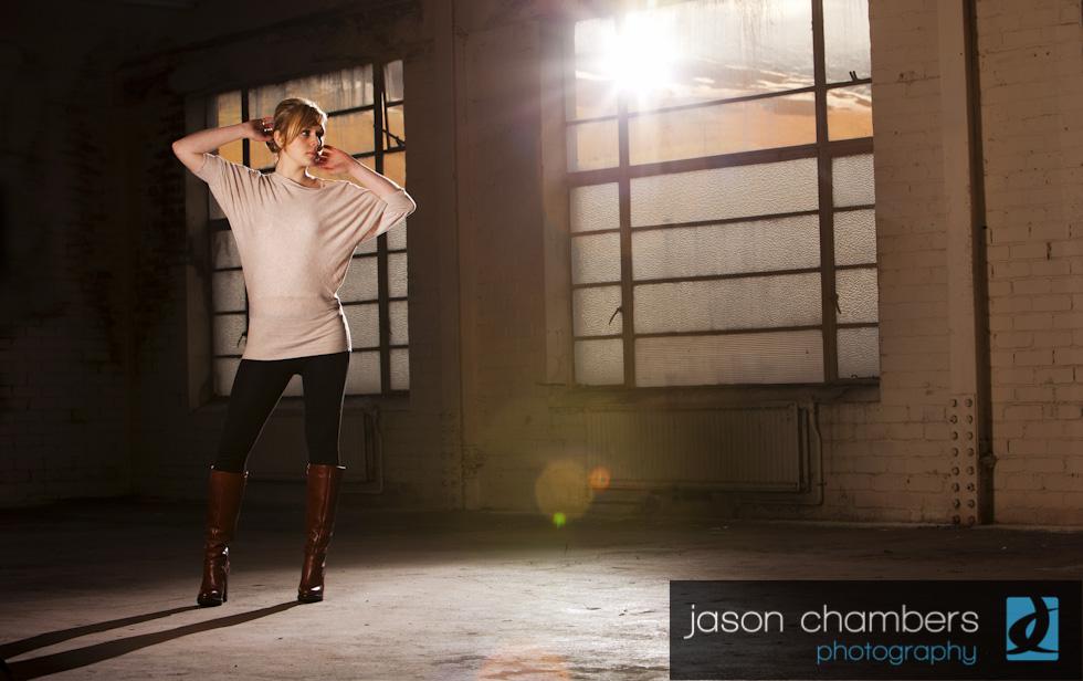 Jason Chambers Portfolio Shoot