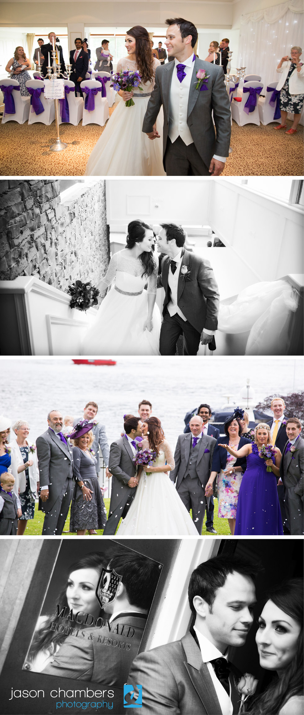 Windermere Wedding Photographs