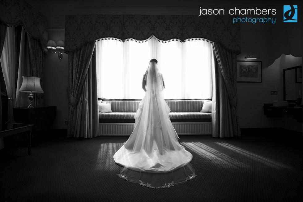 Wedding Photo - Armathwaite Hall