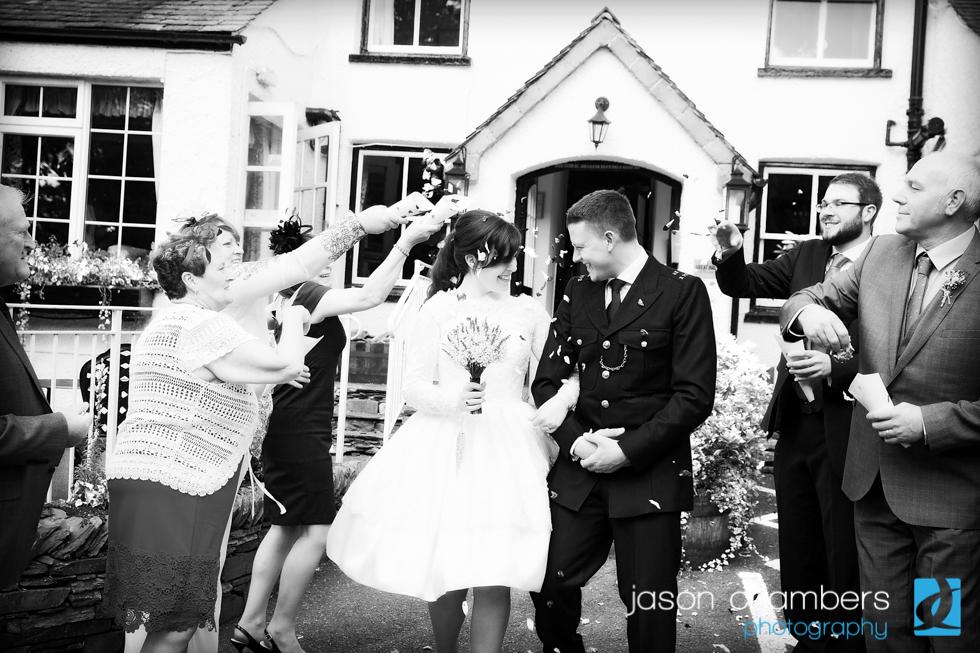 Wild Boar Smokehouse Wedding
