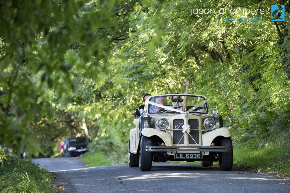 Touch of Class Wedding Car Service - Workington