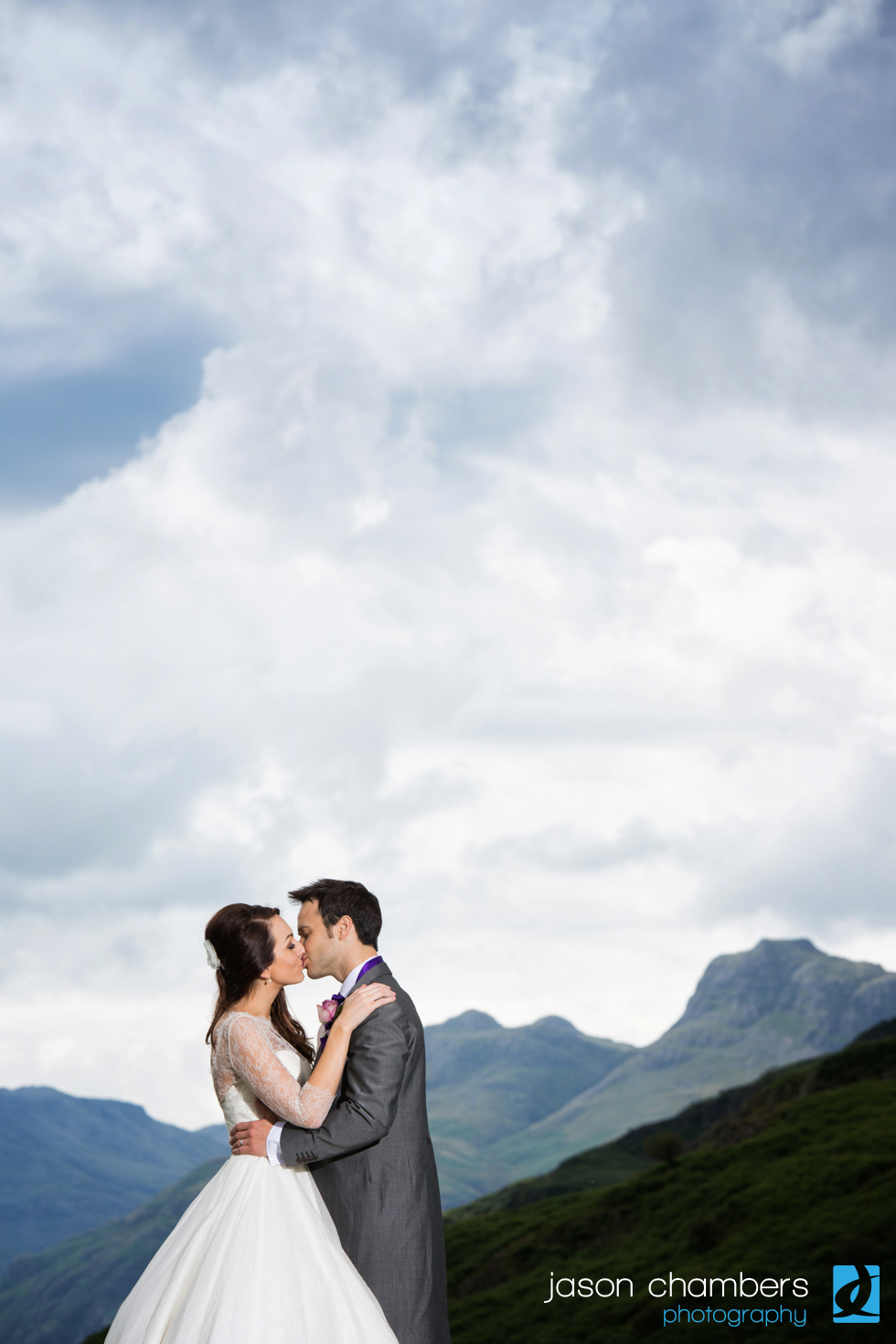 Langdale Wedding Photography - Jason Chambers