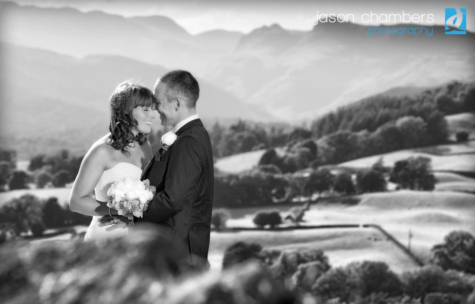 Lake District Wedding Photographs
