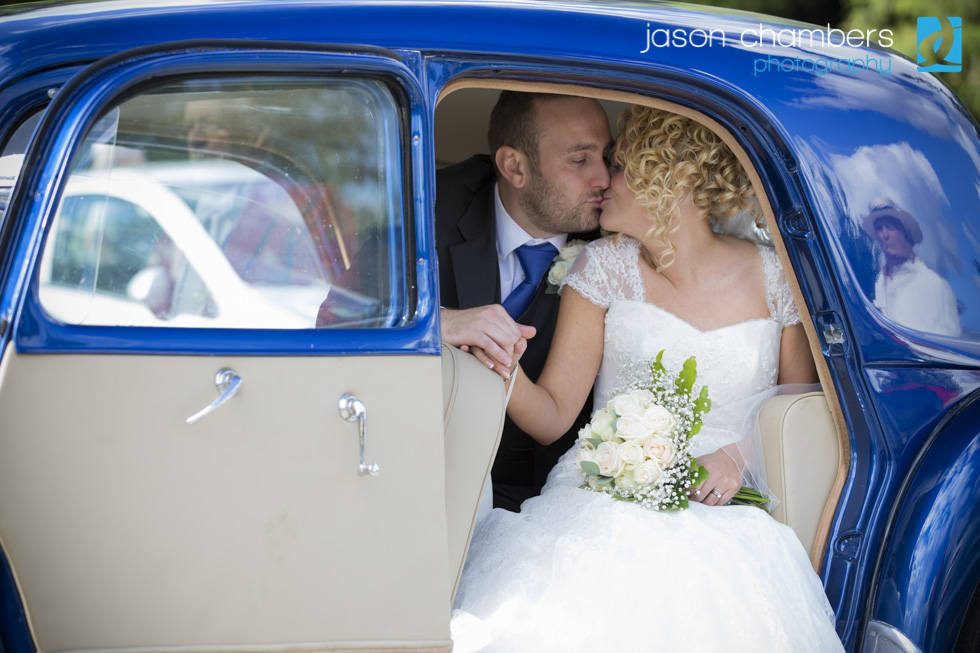 Ullswater Wedding Car