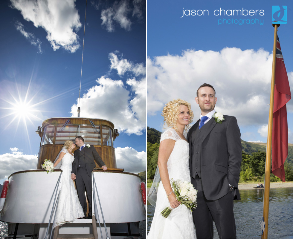 Ullswater Steamer Private Wedding Cruise