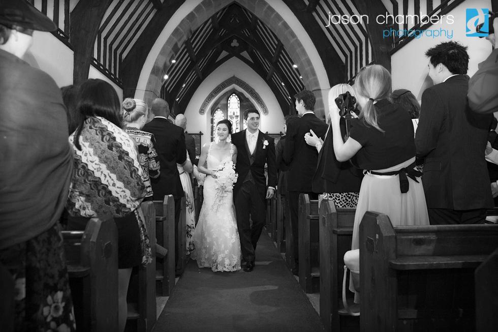 Lake District Church Wedding