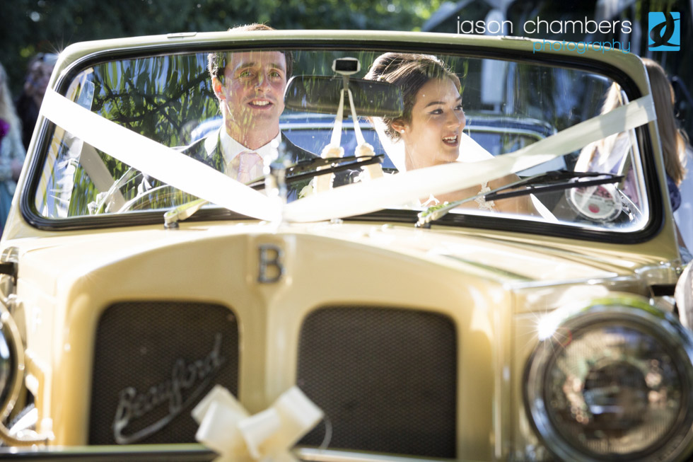 Wedding Car Hire In Cumbria - Touch of Class