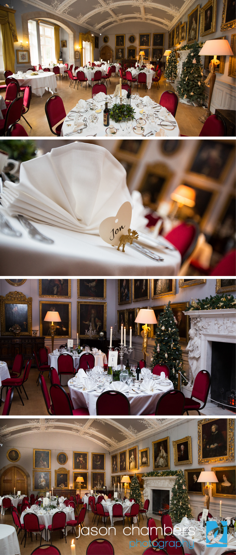 The Muncaster Dining Room