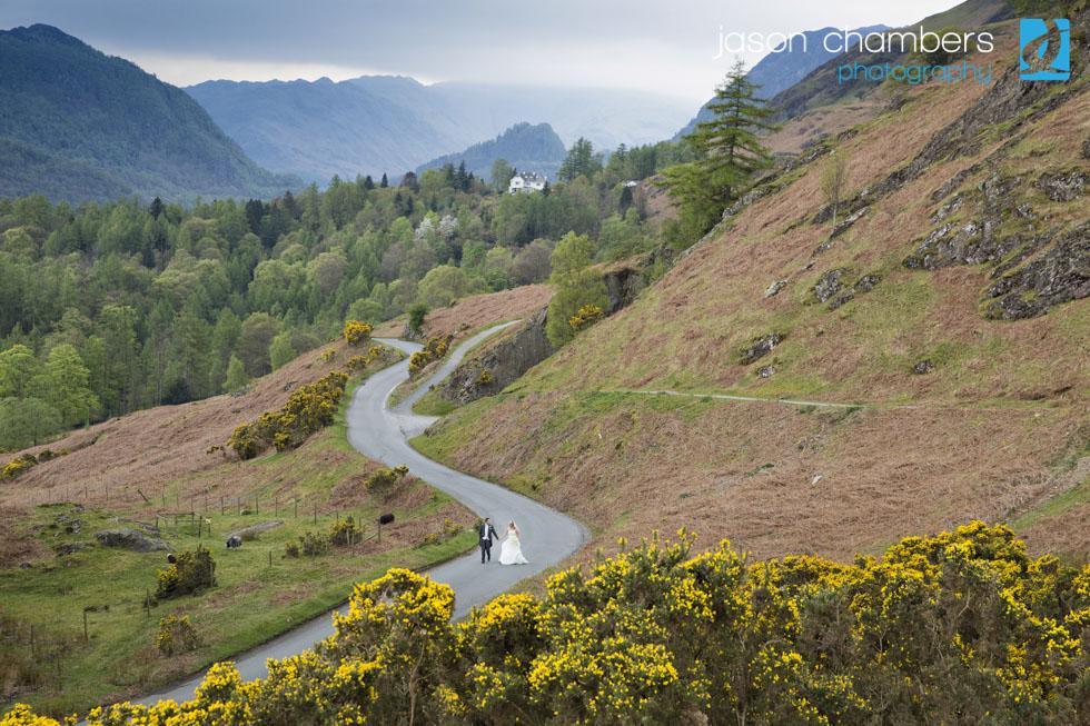 Lake District Wedding Photography by Jason Chambers - Keswick