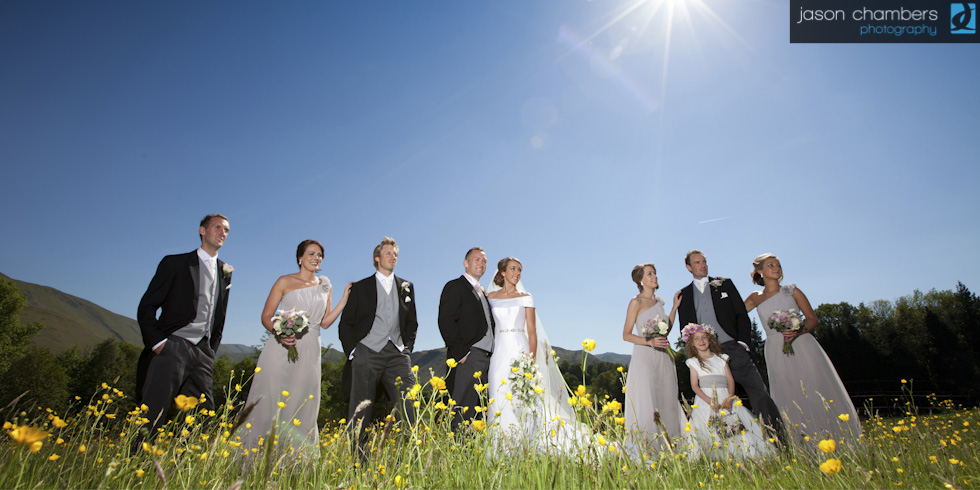 Lake District Wedding Location Photograph