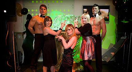 Loft 008 James Bond Birthday Party