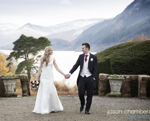 Winter Wedding Armathwaite