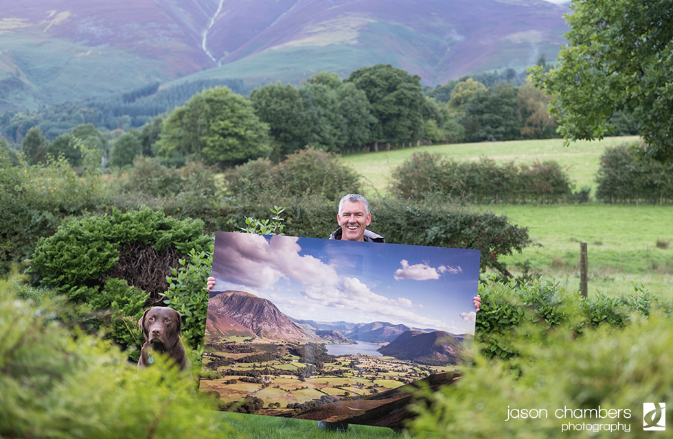 Aluminium Lake District Landscapes