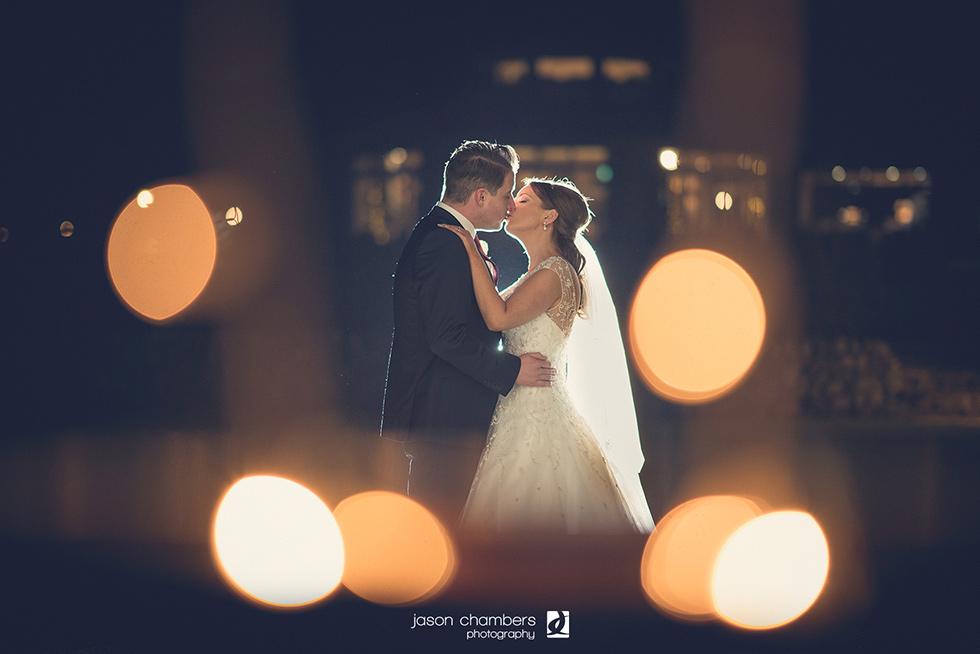 Sony A9 Winter Wedding Photograph