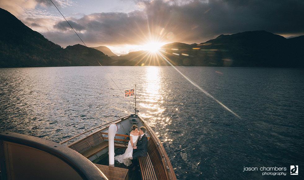 Sunset Wedding Cruise