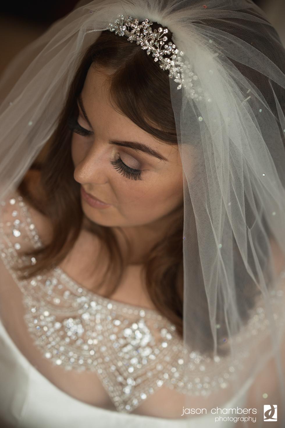 Bridal Photographs at Armathwaite Hall