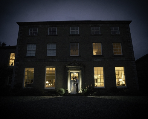 Belmount Hall Wedding Photograph