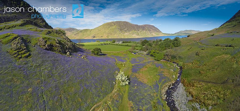 360 Degree View - Lake District