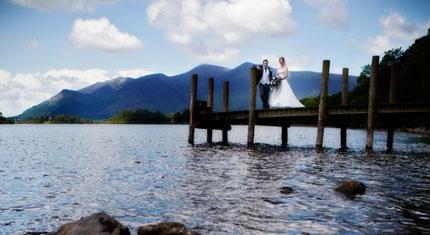 Anna & Neil – The Lodore Falls Hotel - image