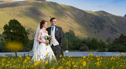 Anna and Rob – The Inn On The Lake Wedding Photographs - image