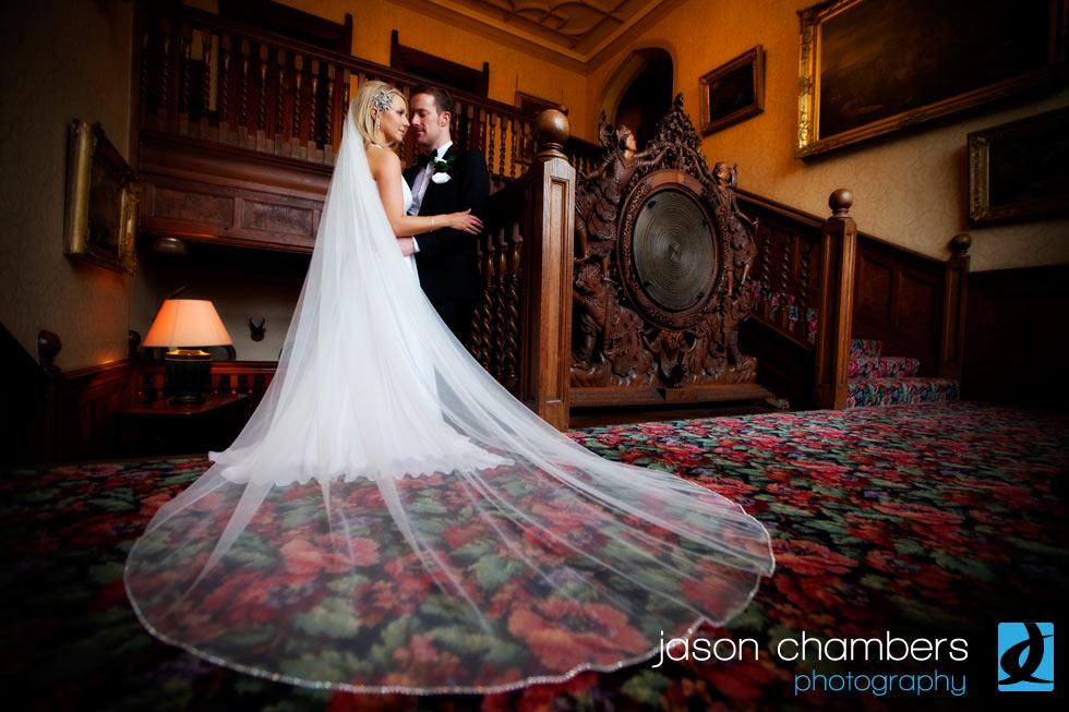 Armathwaite Hall Wedding Photographs - Bassenthwaite