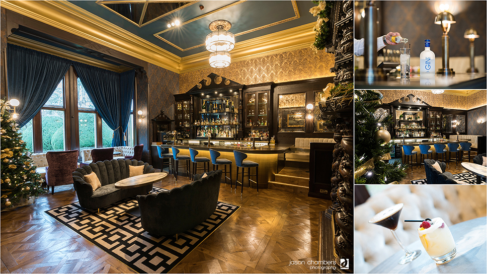 New Cocktail Bar - Armathwaite Hall